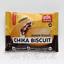 Печенье неглазированное с начинкой, CHIKALAB, Бисквит датский, 50 г