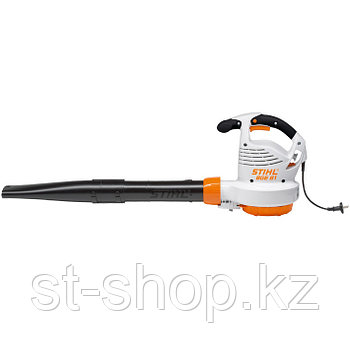 Воздуходувное устройство STIHL BGE 81 (1,4 кВт | 750 м3/ч | 76 м/с) электрическое