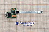 USB плата порт разъем для HP G62 Compaq CQ62