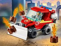 LEGO City 60279 Пожарная машина, конструктор ЛЕГО
