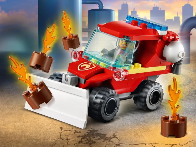 LEGO City 60279 Пожарная машина, конструктор ЛЕГО - фото 1