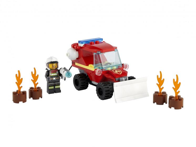 LEGO City 60279 Пожарная машина, конструктор ЛЕГО - фото 3