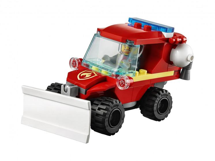 LEGO City 60279 Пожарная машина, конструктор ЛЕГО - фото 5