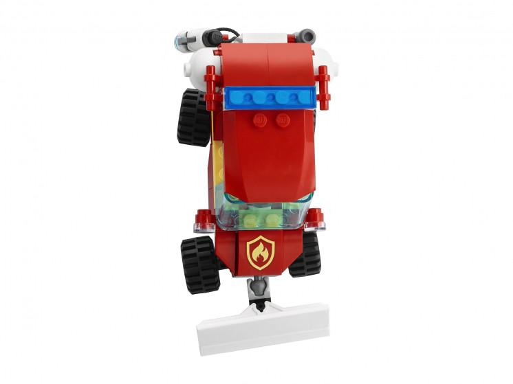 LEGO City 60279 Пожарная машина, конструктор ЛЕГО - фото 7