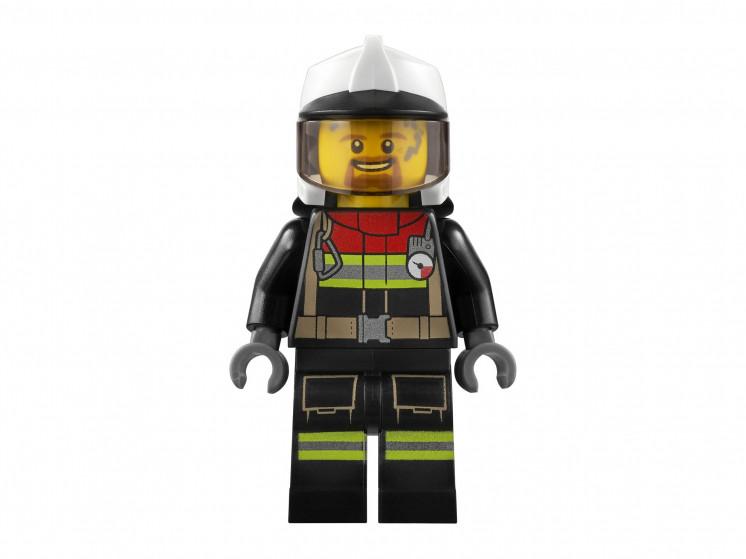 LEGO City 60279 Пожарная машина, конструктор ЛЕГО - фото 9
