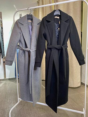 Пальто Черный