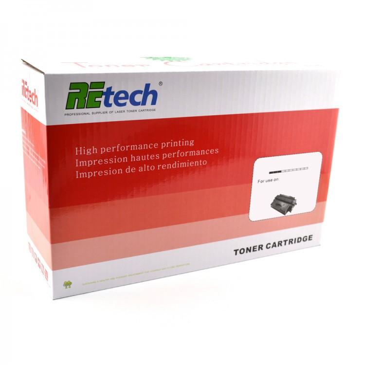 Лазерный картридж Retech для HP LJ Enterprise M4555mfp/M600  CE390A  RETECH