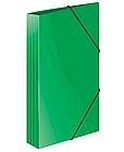 """Папка на резинке Berlingo """"Standard"""", А4 пластиковая, зеленая"""