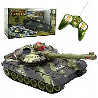 Большой радиоуправляемый танк War Tank 9995, фото 1