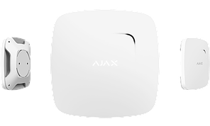 Беспроводной пожарный датчик FireProtect Plus White