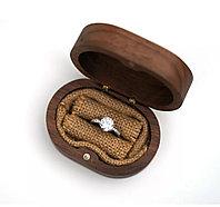 Ювелирная коробочка премиум класса Дерево