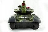 Танковый бой из двух танков 9993 2PC, war tank, фото 3