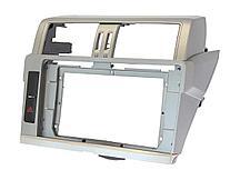 Рамки для автомагнитол на Toyota Prado 150 2013-2017
