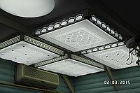 Светодиодный светильник накладной LED потолочный (40, 63 и 90 ватт)