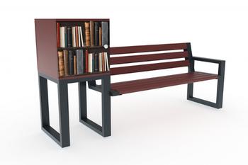 Скамья для чтения