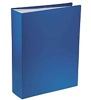 Папка с файлами OfficeSpace на 100 вкладышей, синяя
