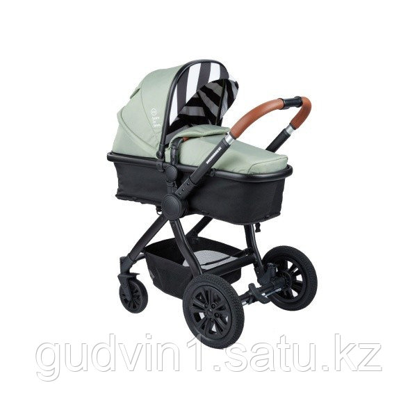 "Коляска-трансформер Happy Baby ""MOMMER"", dark green 01-25051"