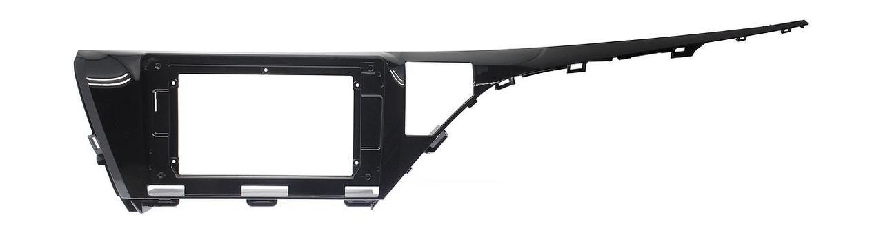 Рамки для автомагнитол Toyota Camry 8XV 70 2017-2020