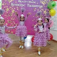 Платье национальное для девочки с головным убором
