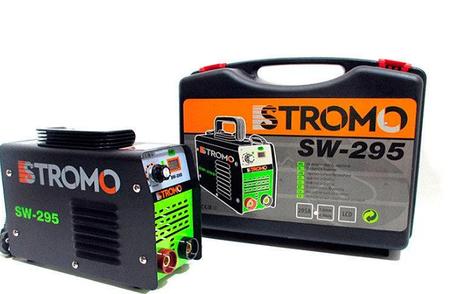 Сварочный инвертор  Stromo SW 295 кейс, фото 2