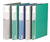 Папка с файлами DELI на 60 вкладышей, ассорти