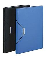 Папка-портфель DELI, на резинке 7 отделений, ассорти
