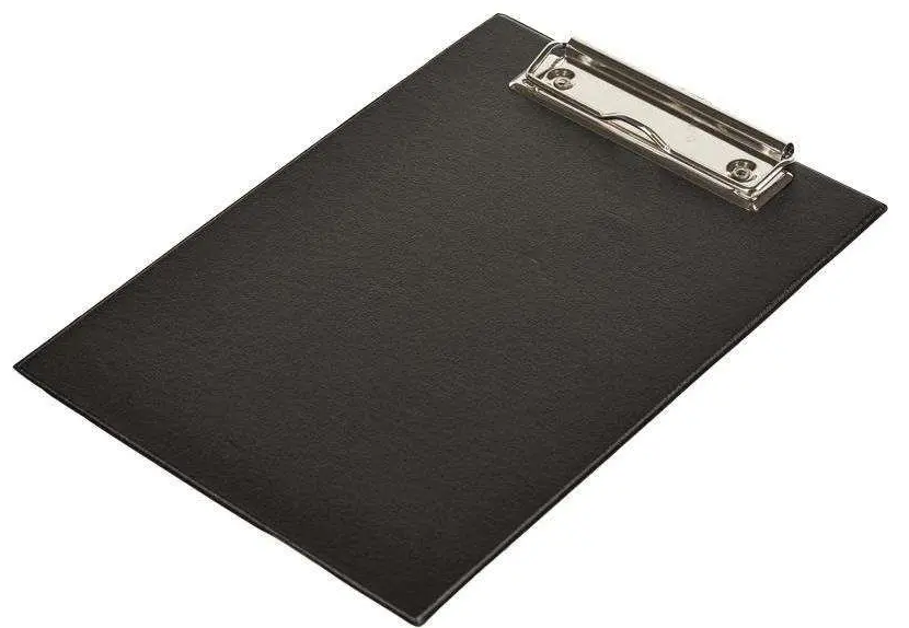 Папка-планшет KUVERT А4, черная