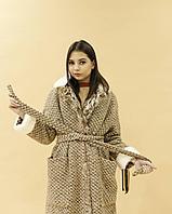 Женское пальто (норка, Италия), фото 1