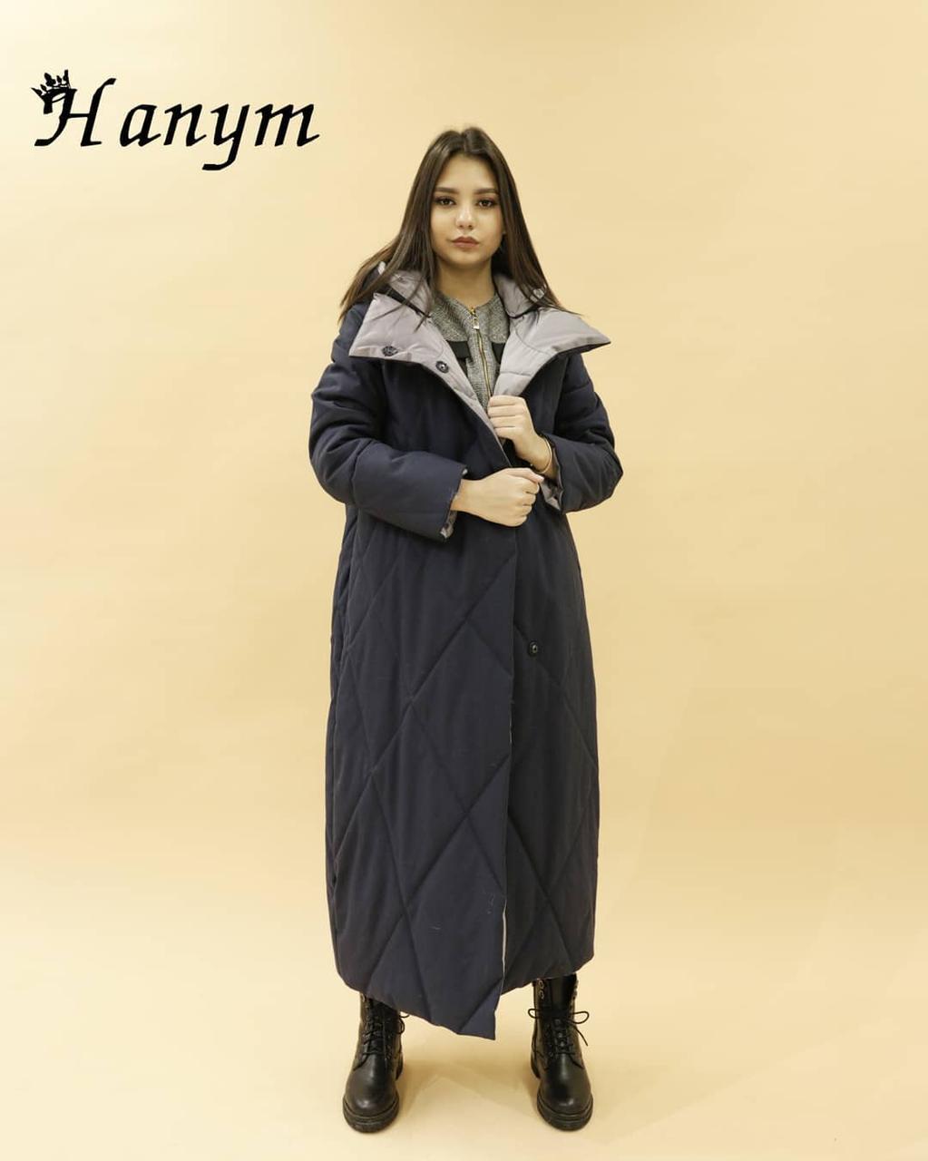 Женское пальто (двухстороннее, италия)