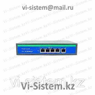 Poe switch Коммутатор Tanskin POE-9204P +1 Port