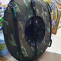 Тюбинги / круги / баллоны/ ватрушка надувные большие для катания с горки, 100 см диаметр
