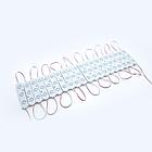 Трехточечные светодиоды с линзой и алюминиевым теплоотводом ECO (IP67) 0,72W, цвет - белый, фото 2
