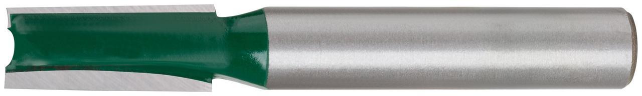 (3601-082512) Фреза пазовая прямая с двойным лезвием DxHxL=12х25х60,4мм