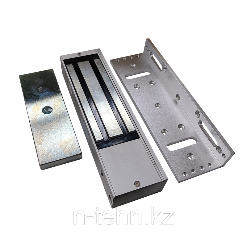 ILock-180M Электромагнитный замок в комплекте с уголком с силой удержания до 180 кг.