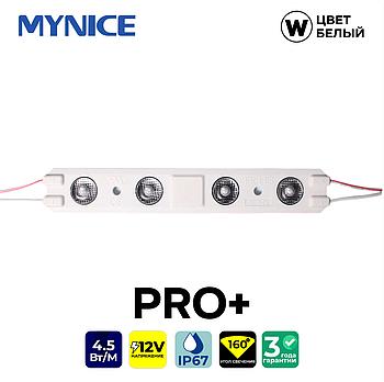 Светодиодный модуль для прямой подсветки 4,5W 4 точки
