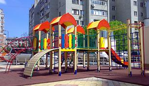 Детские площадки для общественных мест