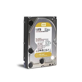 "Накопитель на жестком магнитном диске WD Жесткий диск WD GOLD WD1005FBYZ 1ТБ 3,5"" 7200RPM 128MB 512N"