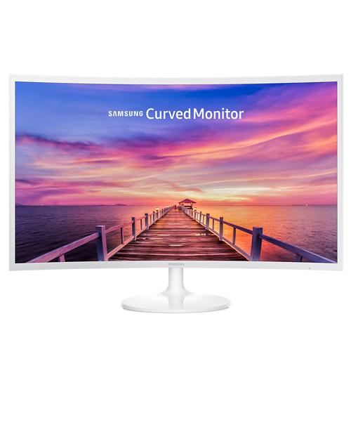 "Монитор жидкокристаллический Samsung Monitor Samsung LC32F391FWIXCI 32"""