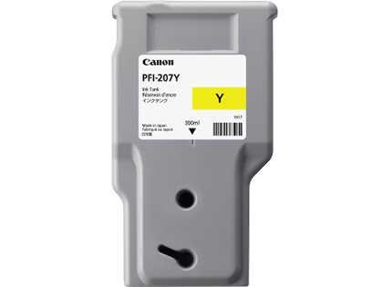 Картридж Canon PFI 207 Yellow