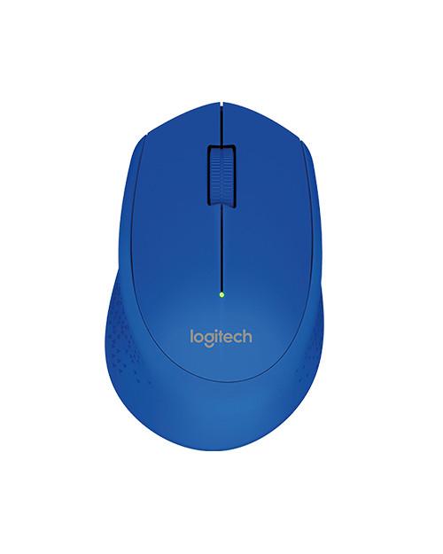 Мышь беспроводная Logitech M280 Blue (910-004290)