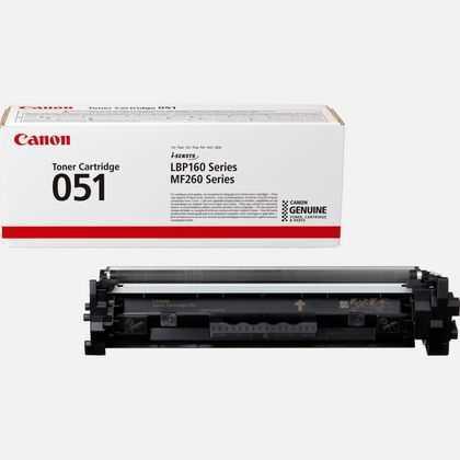 Картридж Canon Картридж-тонер CRG051 для LPB162dw MF269dw MF267dw MF264dw