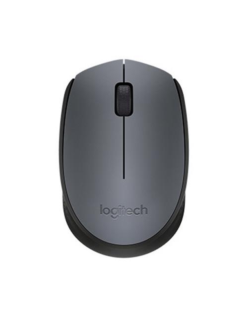 Мышь беспроводная Logitech M171 Wireless Mouse Black