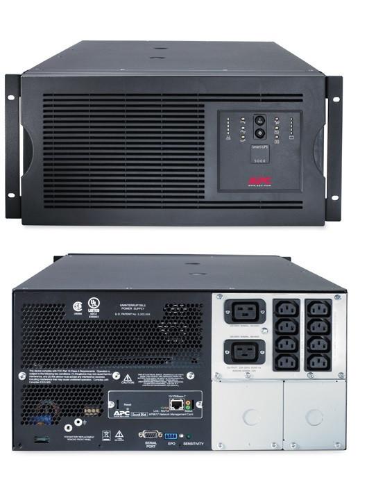 ИБП APC SUA5000RMI5U (SUA5000RMI5U)