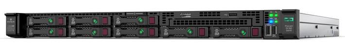 Сервер HPE P19774-B21 DL360 Gen10 (1xXeon4208(8C-2.1G)/ 1x16GB 2R/ 8 SFF SC/ P408i-a 2GB Batt/ 4x1GbE FL/