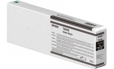 Картридж струйный Epson C13T804800 для SureColor SC-P6000/7000/8000/9000, повышенной емкости, серый