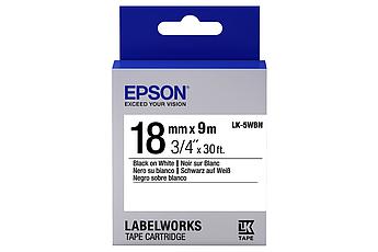 Стандартная лента Epson LK5WBN