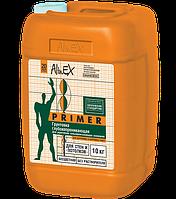 Грунтовка для стен и потолка Alinex Primer, 10 кг