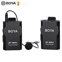 BOYA BY-WM4 PRO Петличный накамерная беспроводной микрофон