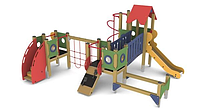 Детский игровой комплекс (6,226 м х4,351 м х 2,577 м)