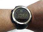 Спортивные смарт часы Skmei 1396 черные с серебристым кантом. Smart watch., фото 4